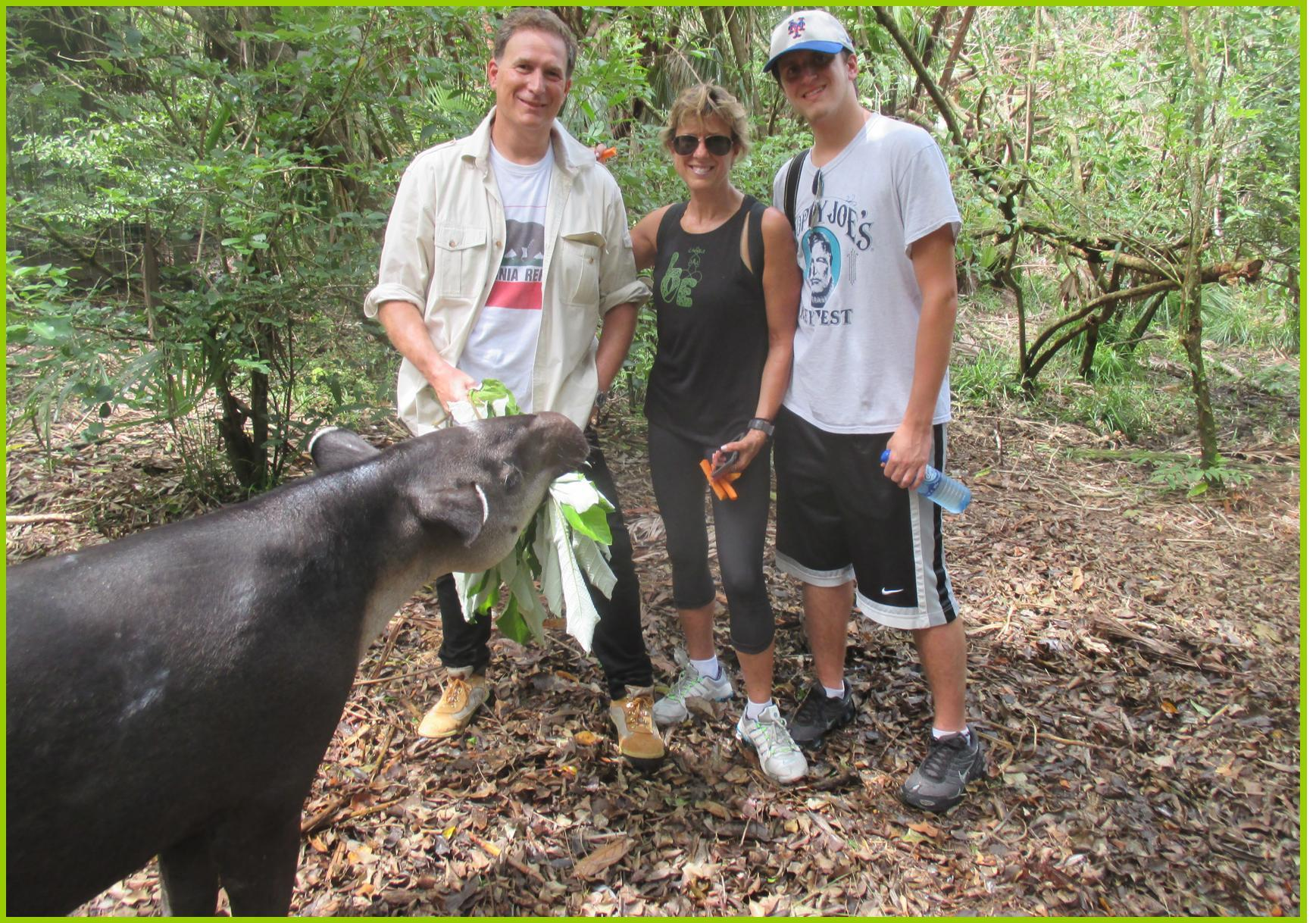Director's Belize Zoo Tour